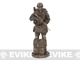 Evike.com Armed Forces Resin Statue - Paratrooper
