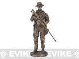 Evike.com Armed Forces Resin Statue - Sniper