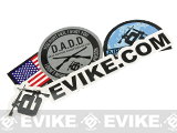 Evike.com Die Cut Vinyl Sticker Pack - Series 1