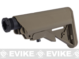 G&G Extended Battery Stock for M16 Series - Tan (QD Battery Type)