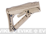 z G&G GOS-V1 Retractable Stock for M4/M16 Series Airsoft AEG - (Tan)