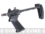 G&P Aluminum Extended Stock Set for M870 Series Airsoft Shotguns