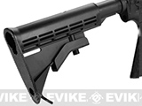 LE Retractable Stock for M4 series Airsoft AEG by Lancer