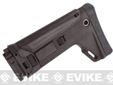 Replacement Stock Assembly for A&K Masada ACR - Black