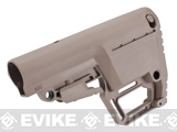 Mission First Tactical Battlelink Utility Stock for M4 Series AEG - Flat Dark Earth