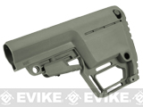 Mission First Tactical Battlelink Utility Stock for M4 Series AEG - Foliage Green