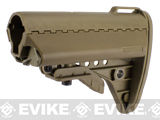 Avengers MOD-II Special Force Stock for M4 Series Airsoft AEG Rifles - Dark Earth