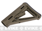 Magpul Licensed PTS MOE Stock For M4 Series Airsoft AEG Rifle (OD Green)