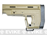 APS RS-1 Retractable Stock for M4/M16 Airsoft AEGs (Color: Tan)