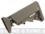 WE-Tech SCAR to M4 Stock Conversion Kit for SCAR Series GBB Rifles (Color: Tan)