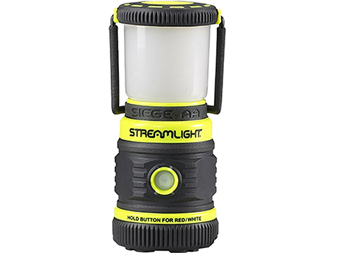 Streamlight Siege® AA Lantern w/ Magnetic Base (Color: Yellow)