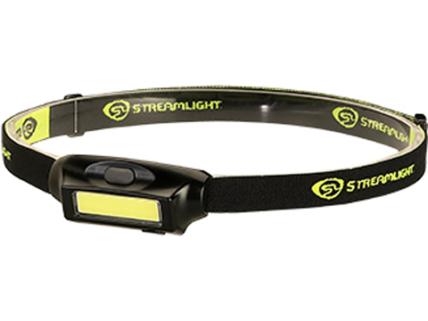 Streamlight Bandit Rechargeable LED Headlamp (Color: Black)