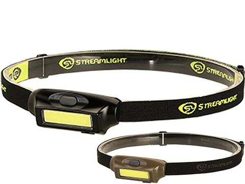 Streamlight Bandit Rechargeable LED Headlamp