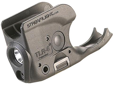 Streamlight TLR-6 LED Weapon Light w/ Red Laser (Model: Non-Railed 1911)