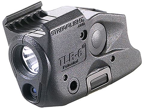 Streamlight TLR-6 LED Weapon Light w/ Red Laser (Model: Smith & Wesson M&P™)