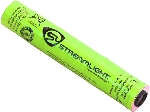 Streamlight Replacement Rechargeable NiMH Battery Stick for Stinger Series Flashlights