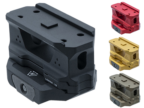 Strike Industries 3-Piece Low Profile Riser Mount for T1 Red Dot Scopes