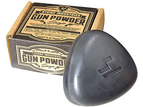 Strike Industries Limited Edition Gun Powder Soap