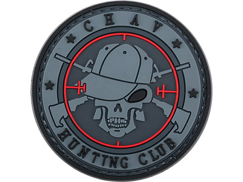Matrix Hunting Club PVC Morale Patch