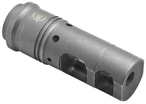 SureFire SFMB 5.56mm Muzzle Brake / Suppressor Adapter with 1/2-28 Muzzle Threads