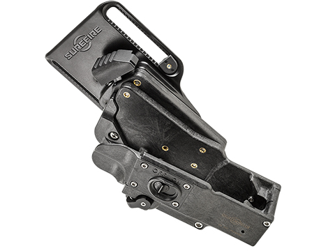 Surefire MASTERFIRE™ Rapid Deployment Holster (Configuration: Right Hand / Black)