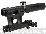 Matrix Mosin-Nagant/SVT-40 PU 3.5x Scope for Airsoft Rifles