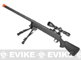 Snow Wolf VSR10 / M700 Bolt Action Sniper Rifle - Black