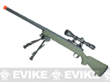 Snow Wolf VSR10 / M700 Bolt Action Sniper Rifle (Color: Green)