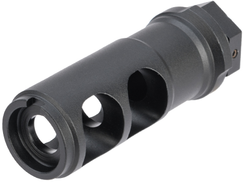 6mmProShop CNC Aluminum Large Caliber Muzzle Brake for Barrett M98 Sniper Rifles