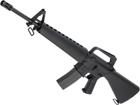 CYMA Standard Full Metal M16A1 Vietnam War-Era Airsoft AEG Rifle