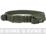 Condor Tactical Pistol Belt w/ Mag Pouches (Color: OD Green)