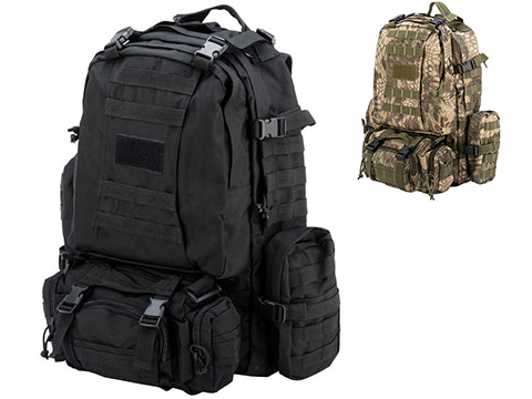 Tac Crew 3-Day Mission Backpack (Color: Kryptic Camo)