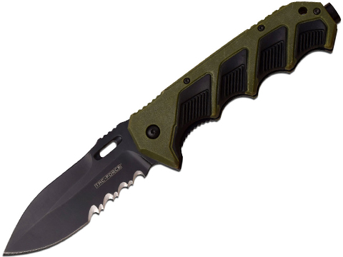 Tac-Force by M-Tech 3.75 Assisted Opening Tactical Knife