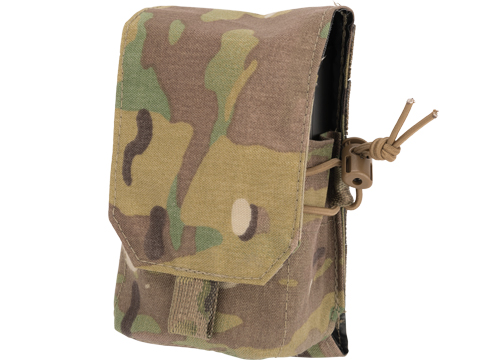 Tactical Tailor Fight Light 7.62x51 NATO Double Magazine Pouch (Color: Multicam)