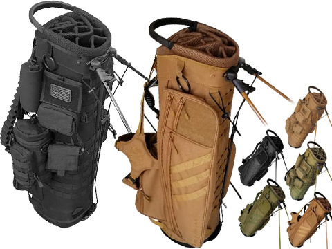 Tacticool BAMF Golf Bag