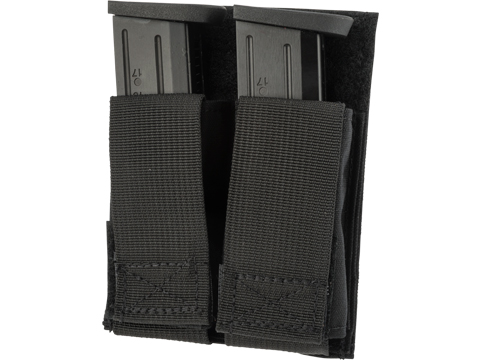 Tactical Tailor Fight Light Magna Mag Double Pistol Mag Pouch (Color: Black)