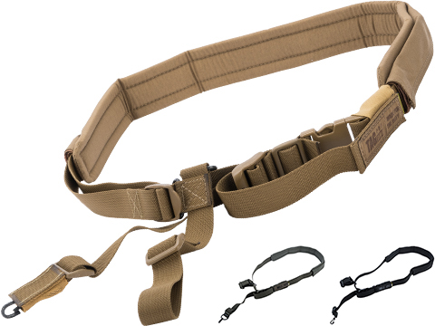 TAGinn TAGsling PRO Universal Rifle Sling (Color: Coyote Brown)