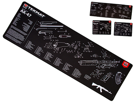TekMat Armorer's Ultra Bench Gun Cleaning Mat