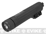 G&P AEG Powerbank with Integrated Flashlight (Color: Black / 7.4v 1600 mAh / without Accessory Rail)