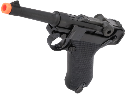 Tanaka Luger P08 Airsoft Gas Blowback Pistol