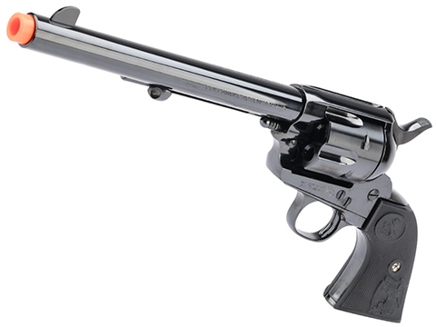Tanaka Licensed Colt Single Action Army .45 Gas Powered Revolver (Model: 7.5 Cavalry Barrel / Blued Steel Finish)