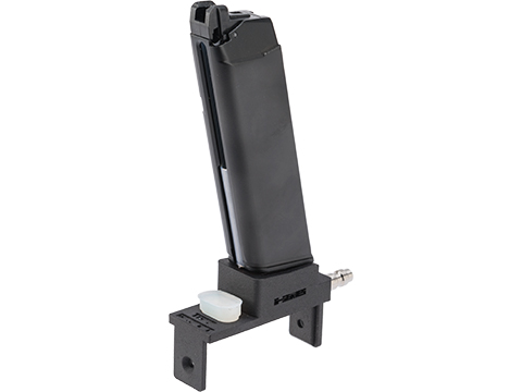 Tapp Airsoft HPA Tapped Drum Mag Adapter for Gas Blowback Pistols