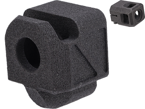 Tapp Airsoft 3D Printed Compensator for GLOCK Series Pistols