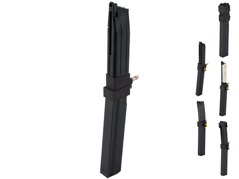 TAPP Airsoft TAPPAZINE High Capacity Magazine for Gas Powered Airsoft Guns