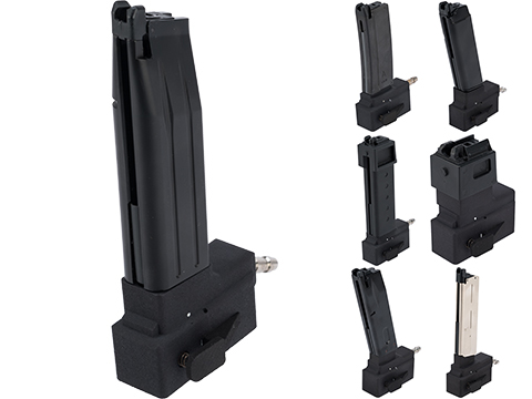 TAPP Airsoft Modular M4 Magazine Adapter for Gas Powered Airsoft Guns
