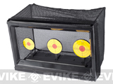 Airsoft XL Electronic 3 Bank Shooting Target System (Two sets of targets)