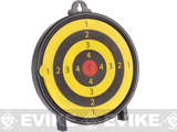 DE Sticky GEL 6.5 Airsoft Shooting Target (Stand & Wall Mount)