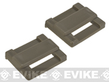 Avengers High Speed MOLLE Mag Carrier Replacement Inserts (Color: Dark Earth)