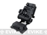 FMA L3 G24Style NVG Mount for PVS-15/18  Type Mock NVGs - Black