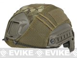 Emerson Tactical Marine Helmet Cover for Bump Type Airsoft Helmet (Color: Arid Serpent)